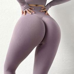 Seamless Leggings High Waisted Yoga Pants Workout legging Sports Women Fitness Gym Leggings Running Training Tights Activewear