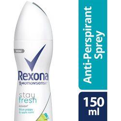 Rexona Stay Fresh Female Spray Deodorant 150 ml