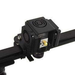 TWOTREES TT-1S Mini 3D printer Titan Extruder 220V/110V Universal DIY with 0.2kg Filament Belt Stretch Tensioner Fast assembly