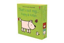 """That's Not My"" Puppy & Kitten Box Set"