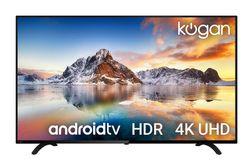 "Kogan 58"" 4K UHD HDR LED Smart TV Android TV™ (Series 9, TU9210)"