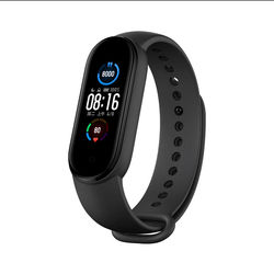 Thermometer ECG Monitor Heart Rate Blood Pressure SpO2 Monitor Health Care GPS Running Route Tracking Smart Watch
