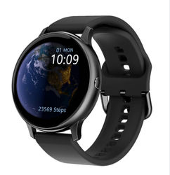 HD screen wristband oxygen ECG heart rate monitor music control smart watch