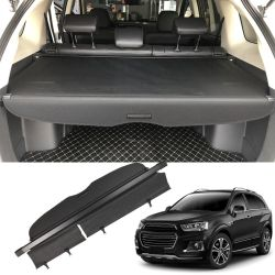 Retractable Car Trunk Shade Rear Cargo Security Shield Luggage Cover For Holden Captiva 2006-2020