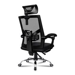 ALFORDSON Mesh Office Chair Gaming Executive Fabric Seat Racing Footrest Recline