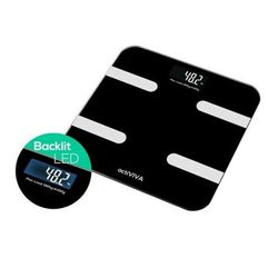 mbeat actiVIVA Bluetooth BMI and Body Fat Smart Scale with Smartphone APP - MB-SCAL-BT01