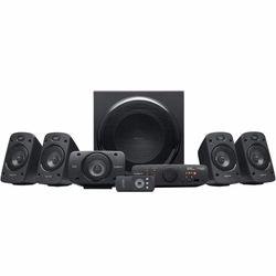 Logitech Surround Sound Speakers Z906 - 980-000470(Z906)