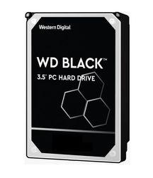 WESTERN DIGITAL Digital WD Black 10TB 3.5' HDD SATA 6gb/s 7200RPM 256MB Cache CMR Tech for Hi-Res Video Games 5yrs Wty