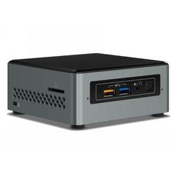 INTEL NUC mini PC J3455 2.3GHz 2xDDR3L SODIMM 2.5' HDD M.2 PCIe SSD VGA HDMI 2xDisplays GbE LAN WiFi BT 4xUSB3.0 BOXNUC6CAYH~Power Cord Required CB8W