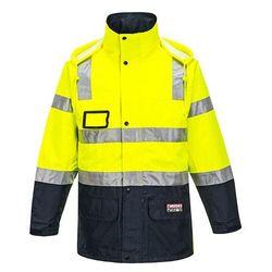 Transit Jacket D/N Yellow/Navy XSmall Regular