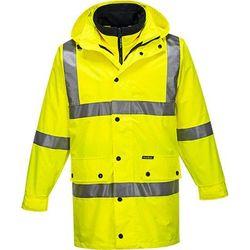 Hi-Vis 3in1 Jacket D&N Yellow Large Regular