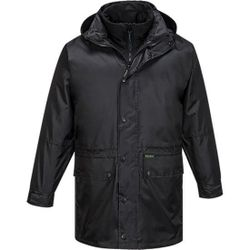 3in1 Leisure Jacket Black XL Regular