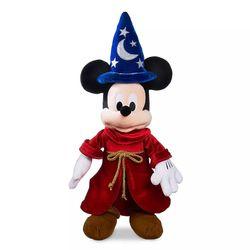Mickey Mouse Sorcerer Plush Medium