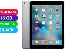 Apple iPad AIR 2 Cellular (16GB, Space Grey) - As New