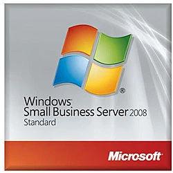 HP Windows Small Business Server 2008 Standard Edition ROK