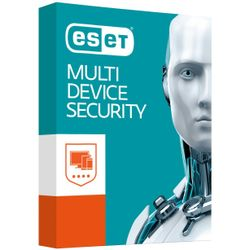 Eset Multi Device Security (Advanced Protection) 5 Windows PCs or Macs or Linux + 5 Android Devices 1 Yea