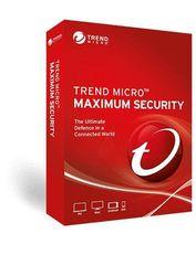 TREND MICRO Maximum Security (1-3 Devices) 12mth Retail Mini Box