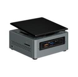 Intel NUC BOXNUC6CAYH PC/workstation barebone UCFF Black, Grey BGA 1296 J3455 1.5 GHz