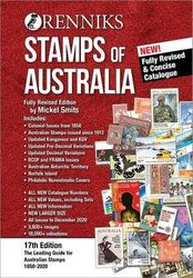 Renniks Stamps of Australia - Australia'S Best Selling Philatelic Guide