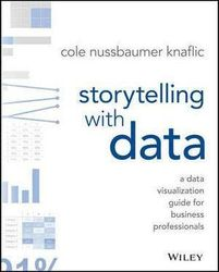 Storytelling with Data - A Data Visualization Guide for Business Professionals