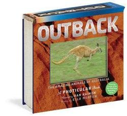 Outback - The Amazing Animals of Australia: A Photicular Book