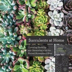 Succulents at Home - Choosing, Growing, and Decorating with the Easiest Houseplants Ever