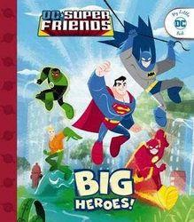 Dc Super Friends Big Heroes!