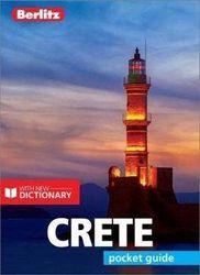 Berlitz Pocket Guide Crete (Travel Guide with Dictionary)