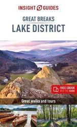 Insight Guides Great Breaks The Lake District (Travel Guide with Free eBook)
