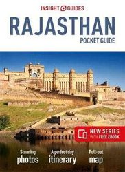 Insight Guides Pocket Rajasthan (Travel Guide with Free eBook)