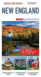 Insight Guides Travel Map New England