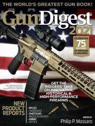 Gun Digest 2021 - The World's Greatest Gun Book!