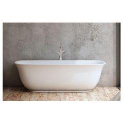 Decina Lola 1700mm Freestanding Bath White LO1700W