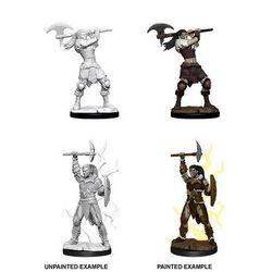 D&D Unpainted Nolzur's Marvelous Miniatures Goliath Female Barbarian