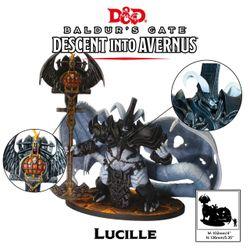 D&D Collector's Series Descent Into Avernus Lucille - Pit Fiend