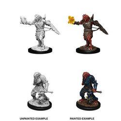 D&D Unpainted Nolzur's Marvelous Miniatures Dragonborn Male Paladin