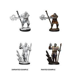 D&D Unpainted Nolzur's Marvelous Miniatures Firbolg Male Druid