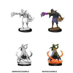 D&D Unpainted Nolzur's Marvelous Miniatures Arcanaloth & Ultroloth