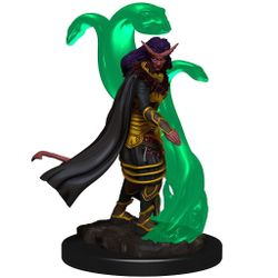 D&D Icons of the Realms Premium Miniatures Tiefling Female Sorcerer