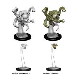 D&D Unpainted Nolzur's Marvelous Miniatures Gazer & Spectator