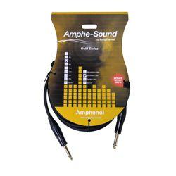Amphenol APJJ06 6M 6.35mm TS Jack Plug to 6.35mm TS Jack Plug