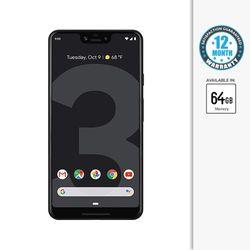 Google Pixel 3 XL 64GB Black (Great Condition) AU Model