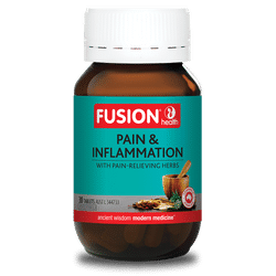 Fusion Pain & Inflammation 30 tablets