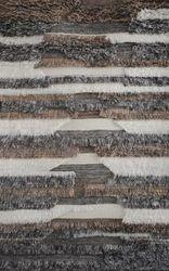 Millet Wool Natural Bohemian Modern Floor Rug 200x290cm
