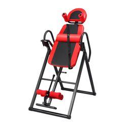 Genki Heavy Duty Folding Inversion Gravity Table 180-Degree Inversion Height Adjustable