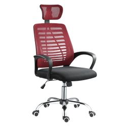 Executive Office Boardroom Computer Chair with Mesh Back, Cushions and Armchairs