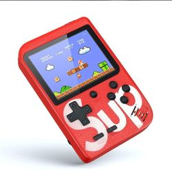 Mini Video Game Console Built In 400 Classic Games
