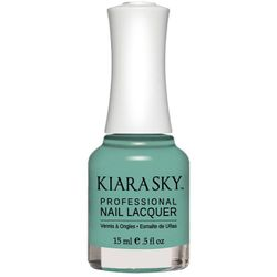 Kiara Sky Nail Lacquer - N493 The Real Teal