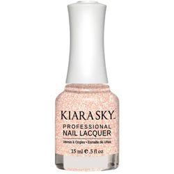 Kiara Sky Nail Lacquer - N495 My Fair Lady