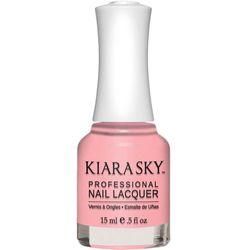 Kiara Sky Nail Lacquer - N510 Rural St. Pink